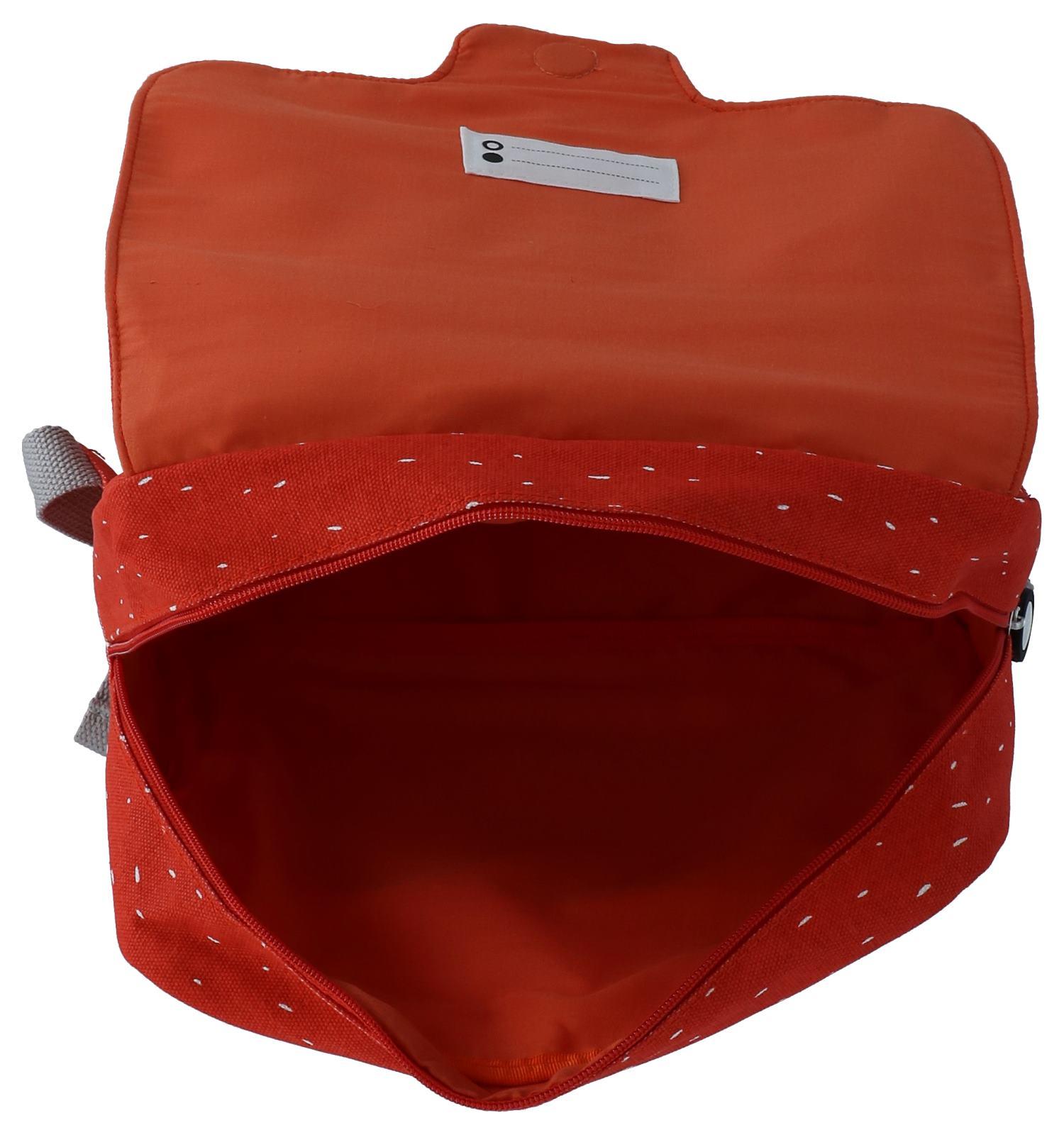 4f7edaecdfc Rode Boekentas Trixie Mrs. Crab | TORFS.BE | Gratis verzend en retour