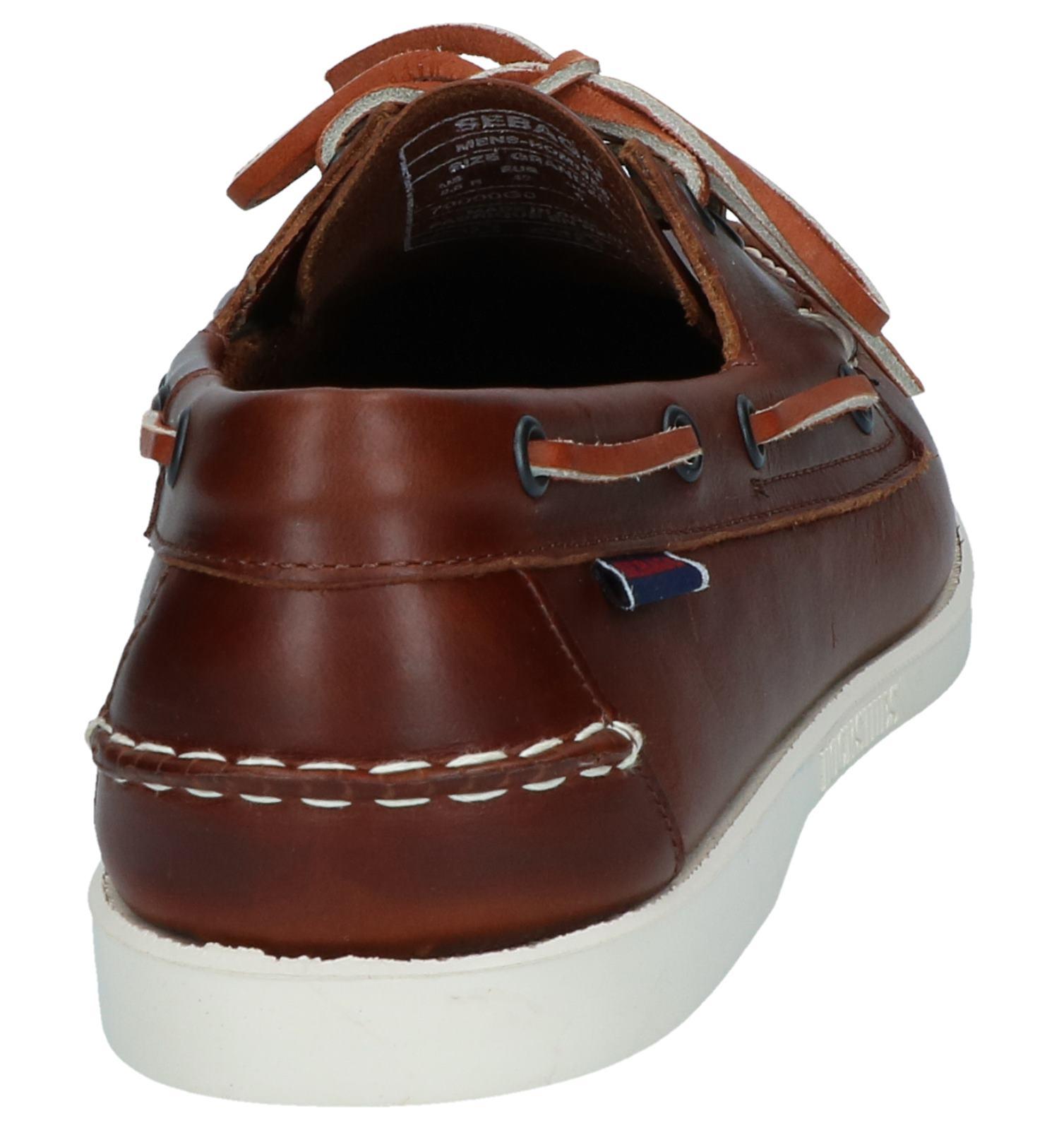 290713666d0 Bruine Bootschoenen Sebago Dockside | TORFS.BE | Gratis verzend en retour