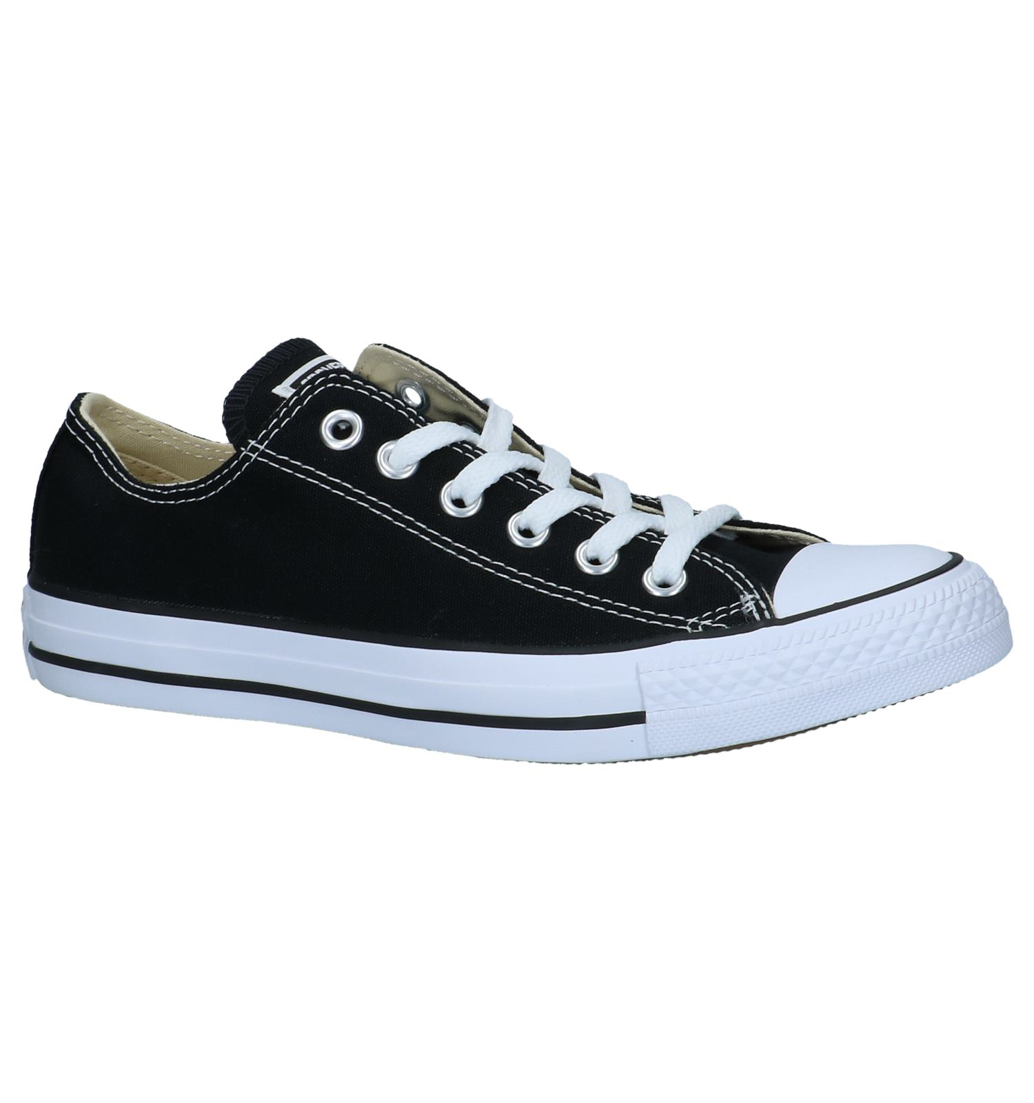 Zwarte Sneakers Converse All Star OX | TORFS.BE | Gratis ...
