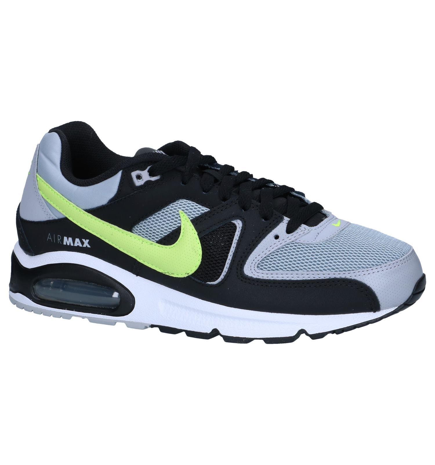 76efbbb6fec Zwart/Grijze Sneakers Nike Air Max Command   TORFS.BE   Gratis verzend en  retour