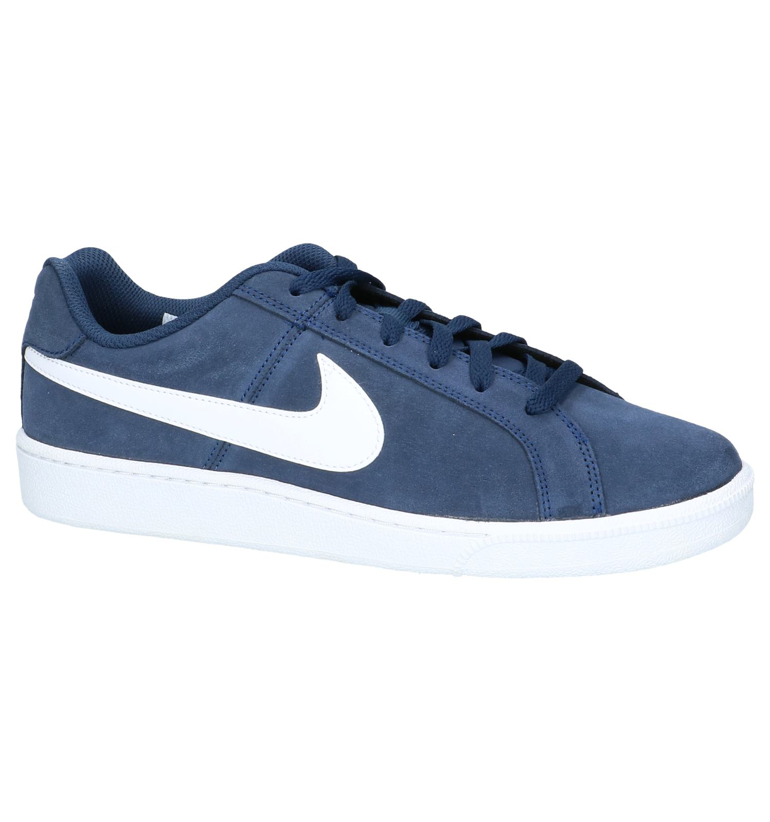 Sneakers Donker Blauwe Royale Gratis SuedeTorfs Nike be Court wk8OnX0P