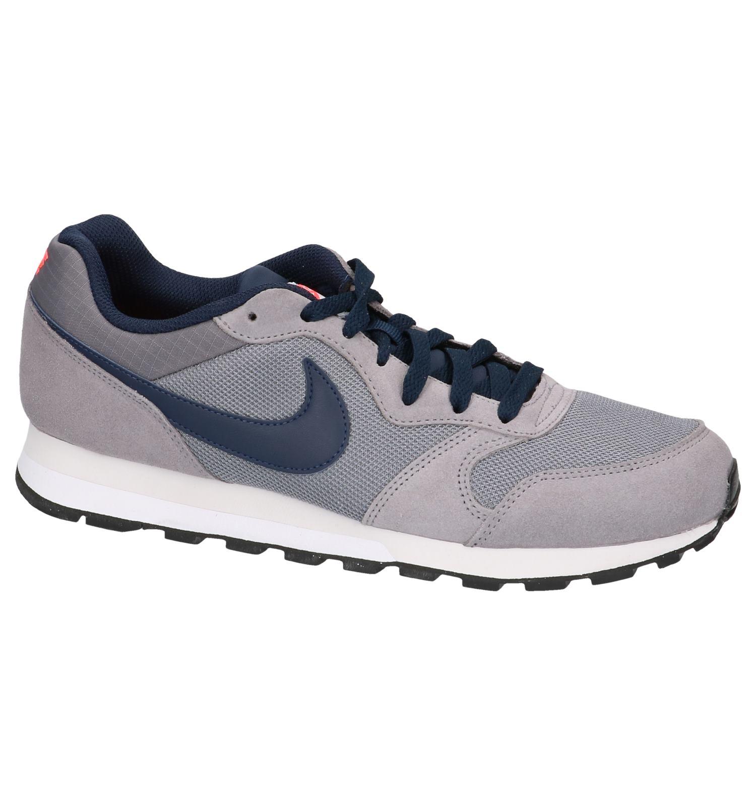 Verzend En Runner Sneaker Retour be Md Nike 2 Gratis Grijze Torfs Cg8qwP