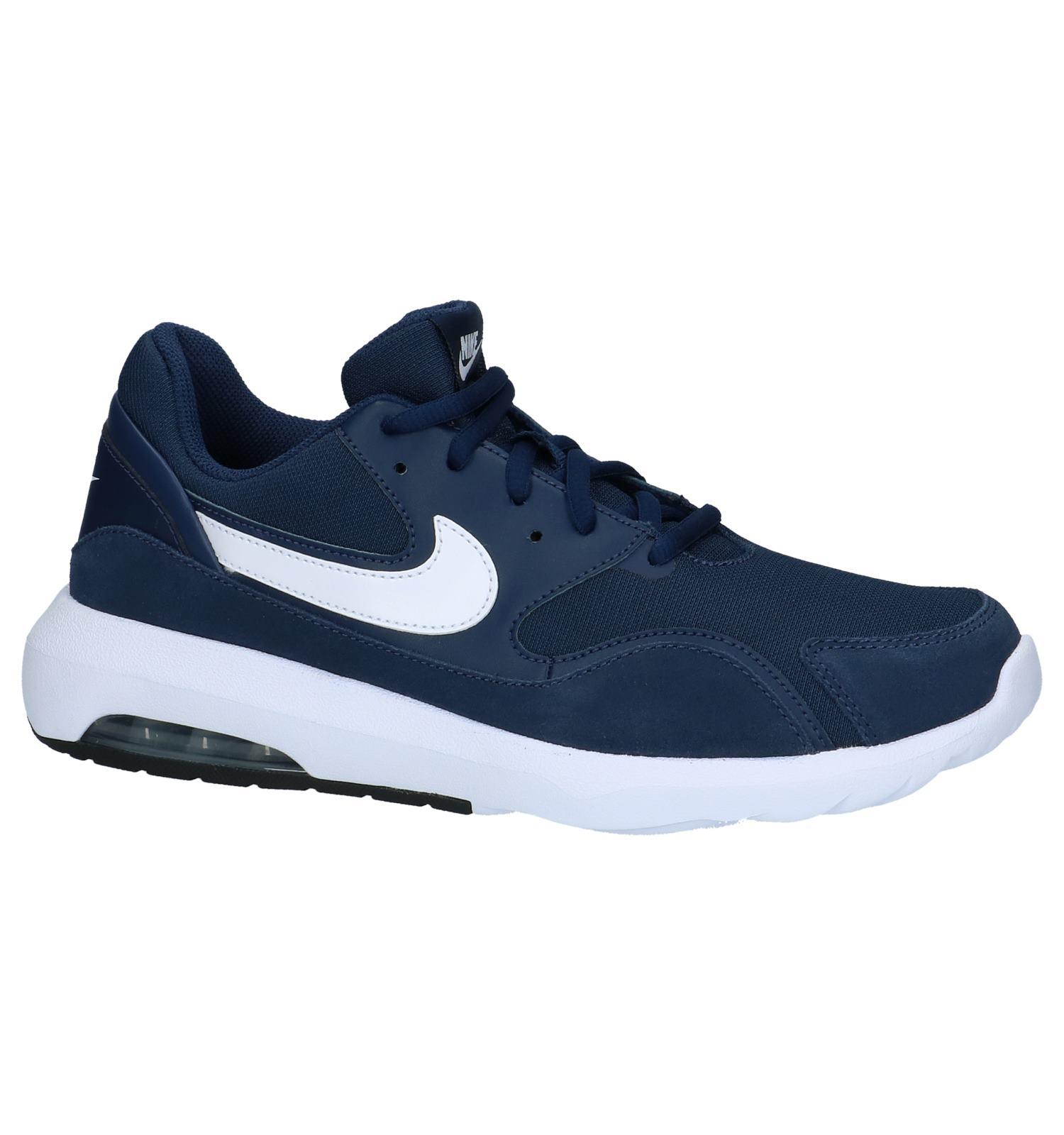 outlet store 19db3 2061b Donker Blauwe Nike Air Max Nostalgic Sneakers  TORFS.BE  Gratis verzend  en retour