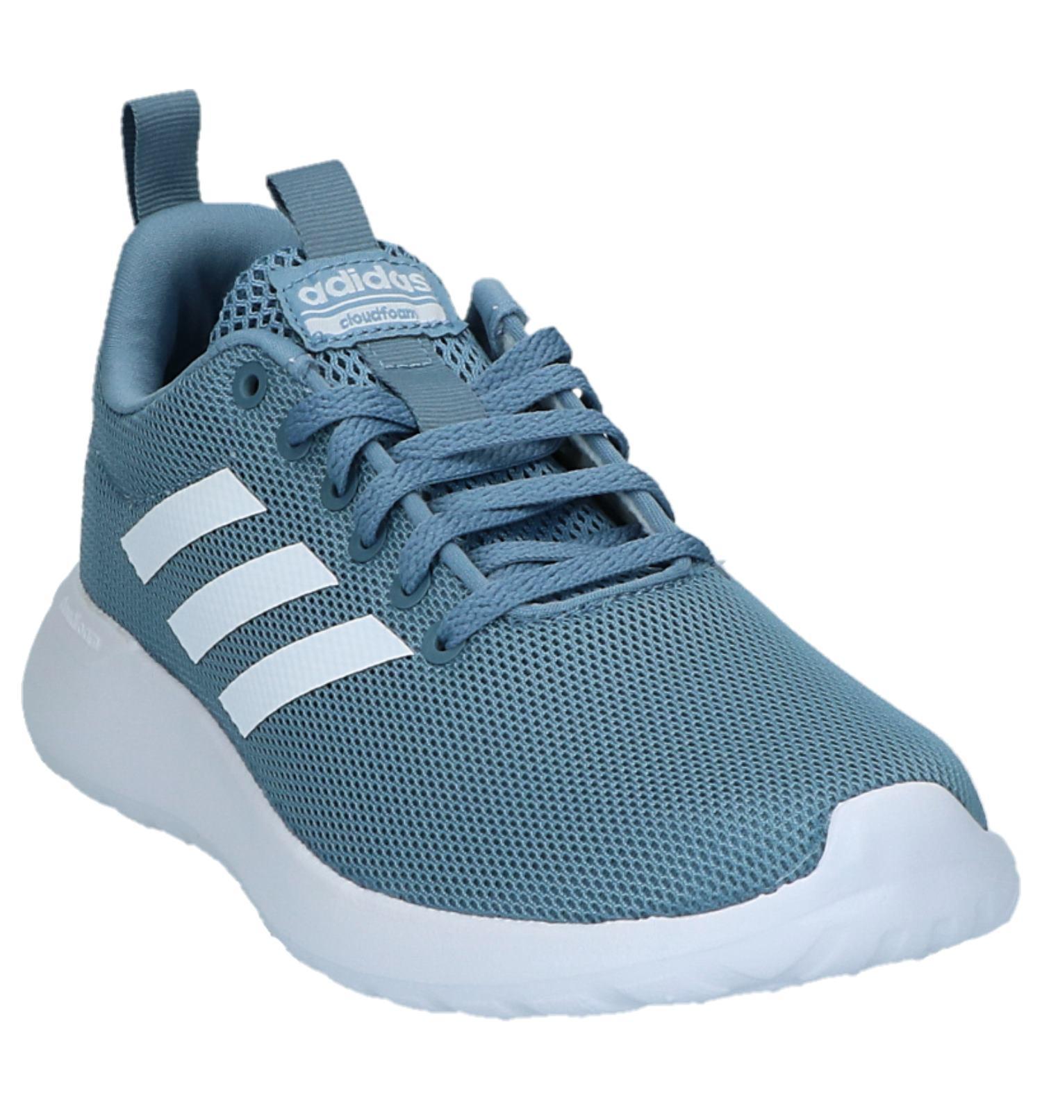 2ce9369eeec Lichtblauwe adidas Lite Racer CLN W Sneakers | TORFS.BE | Gratis verzend en  retour