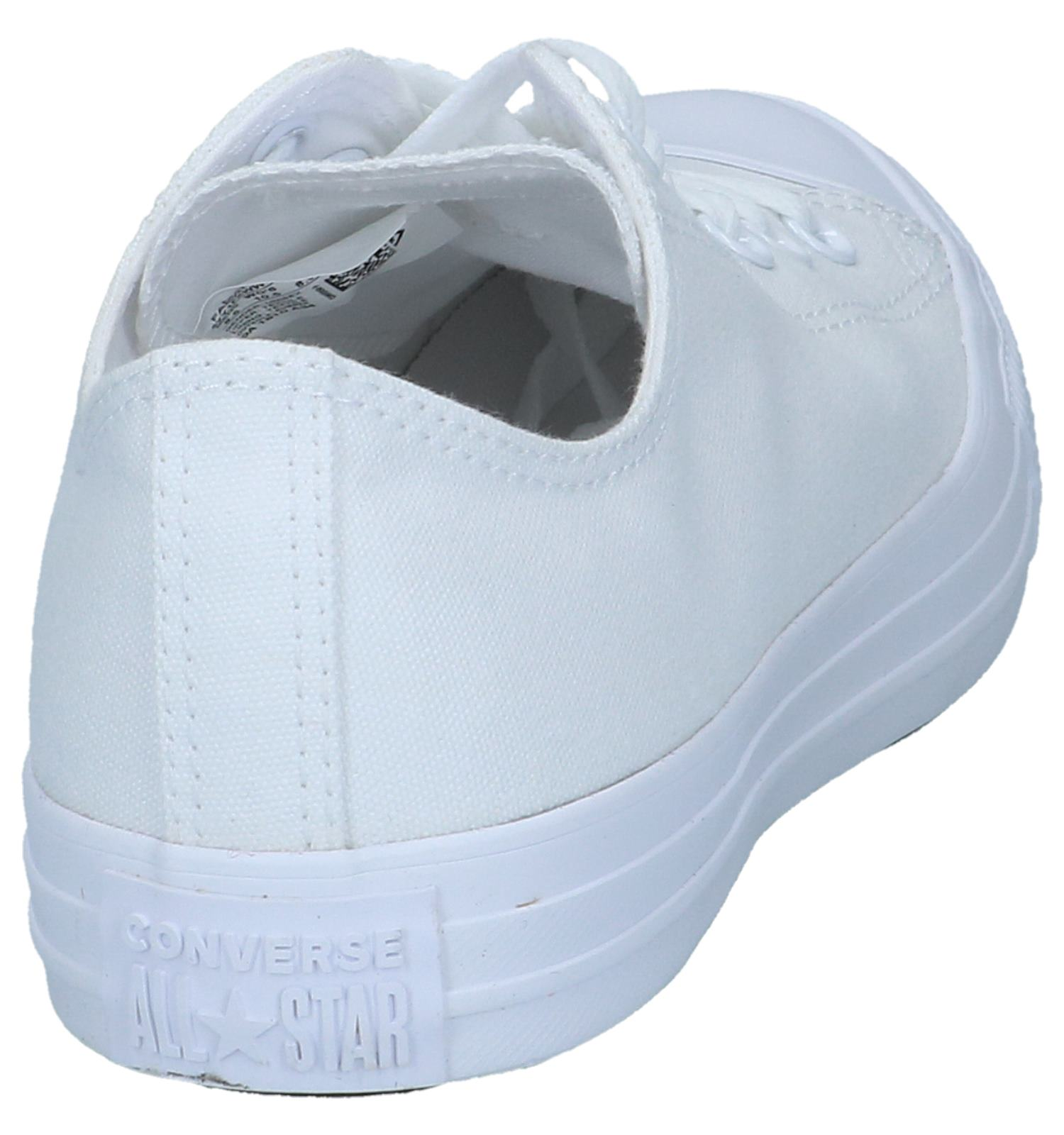 594f67db0dc Witte Sneakers Converse CT All Star OX | TORFS.BE | Gratis verzend en retour