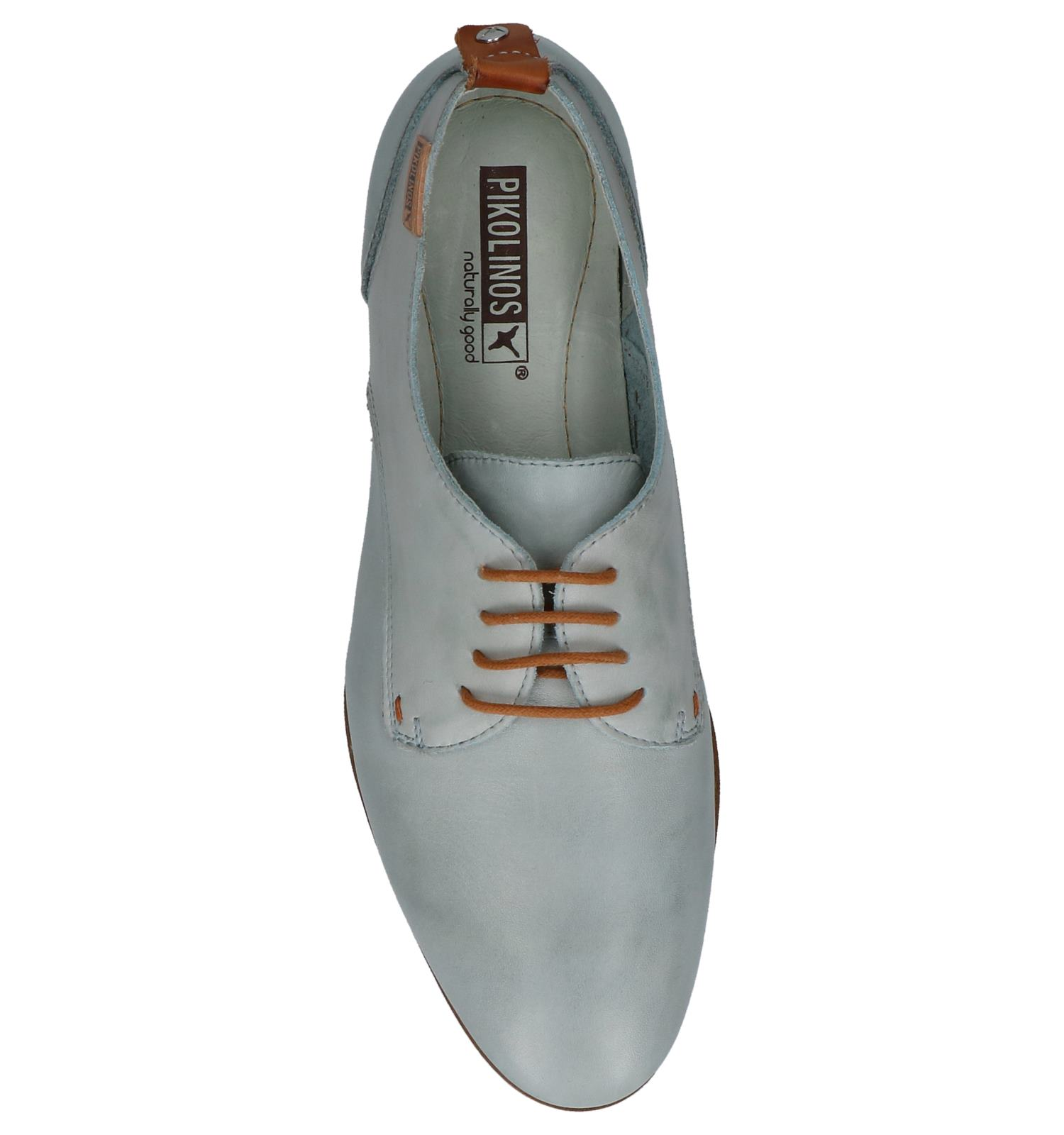 2797ae139ce30d Pikolinos Chaussures à lacets (Bleu pastel) | TORFS.BE | Livraison et  retour gratuits
