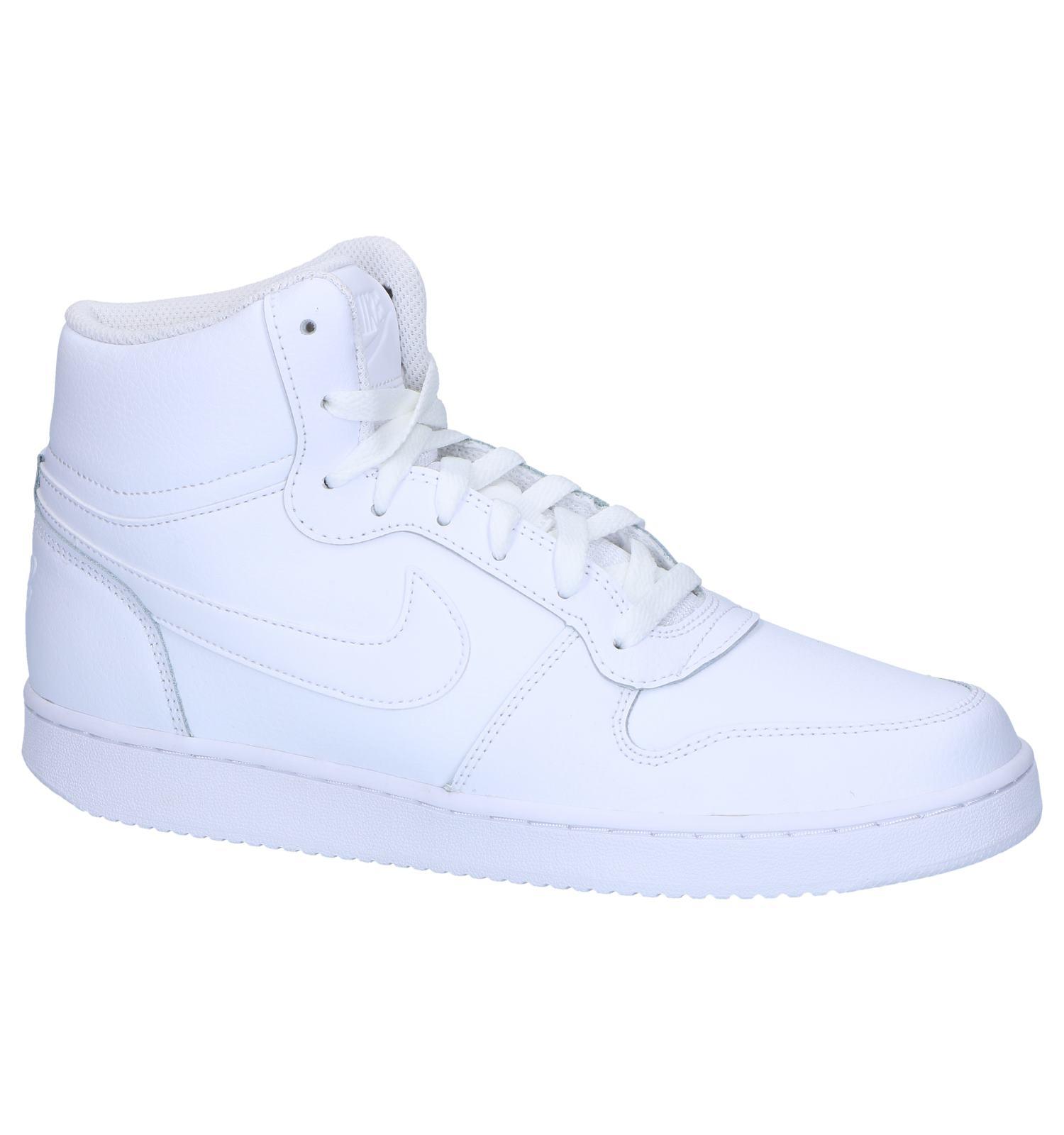 new product 1f62f 9dd27 Witte Sneakers Nike Ebernon Mid   TORFS.BE   Gratis verzend en retour