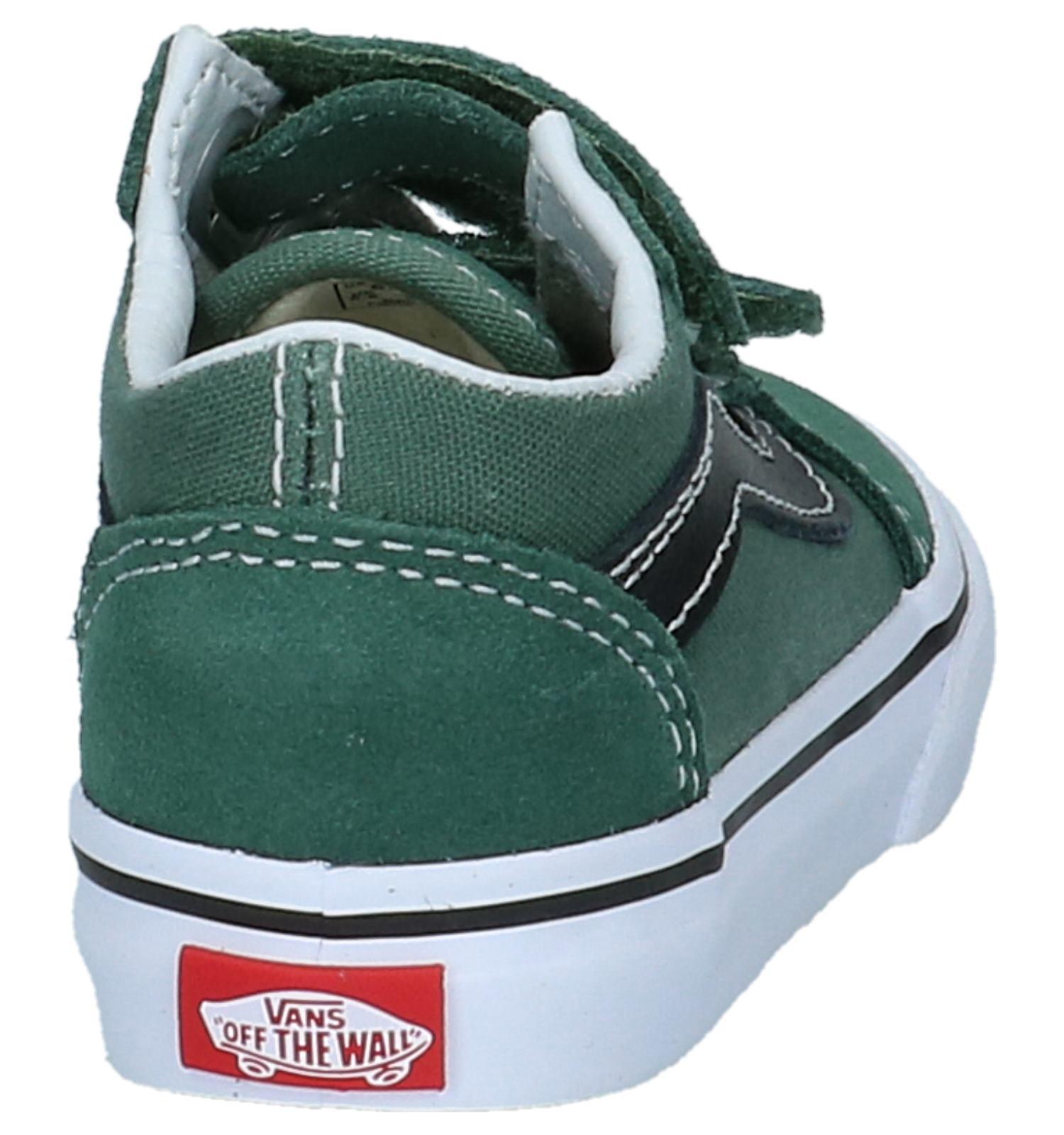 vans baby groen